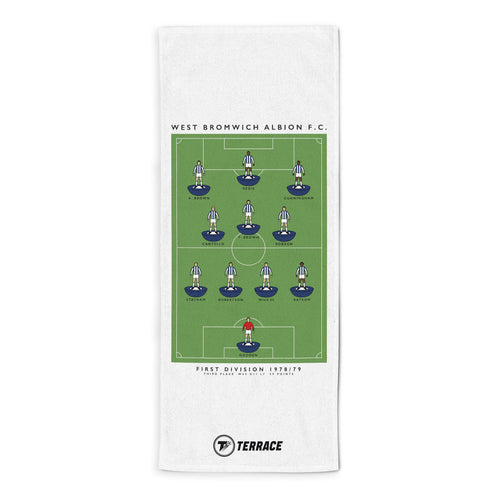 West Brom 78-79 Towel