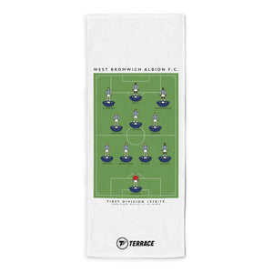 West Brom 78-79 Towel-Towels-The Terrace Store