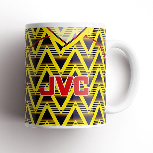 Arsenal Inspired 1992 Away Kit Mug-Mugs-The Terrace Store