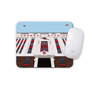 Highbury Illustrated Mouse Mat-Mouse mat-The Terrace Store