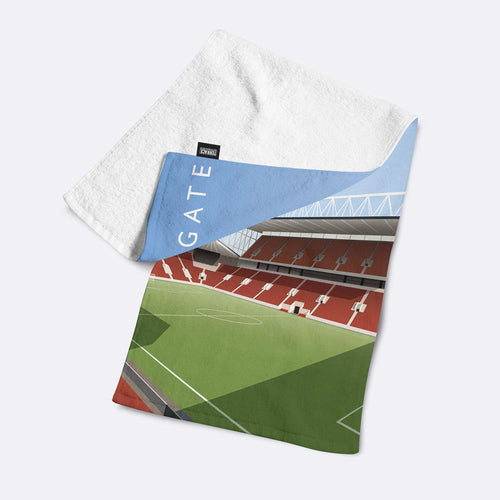 Ashton Gate Illustrated Towel-Towels-The Terrace Store
