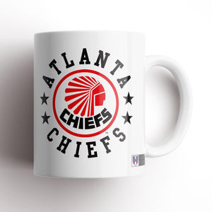 Atlanta Chiefs Badge Mug-Mugs-The Terrace Store