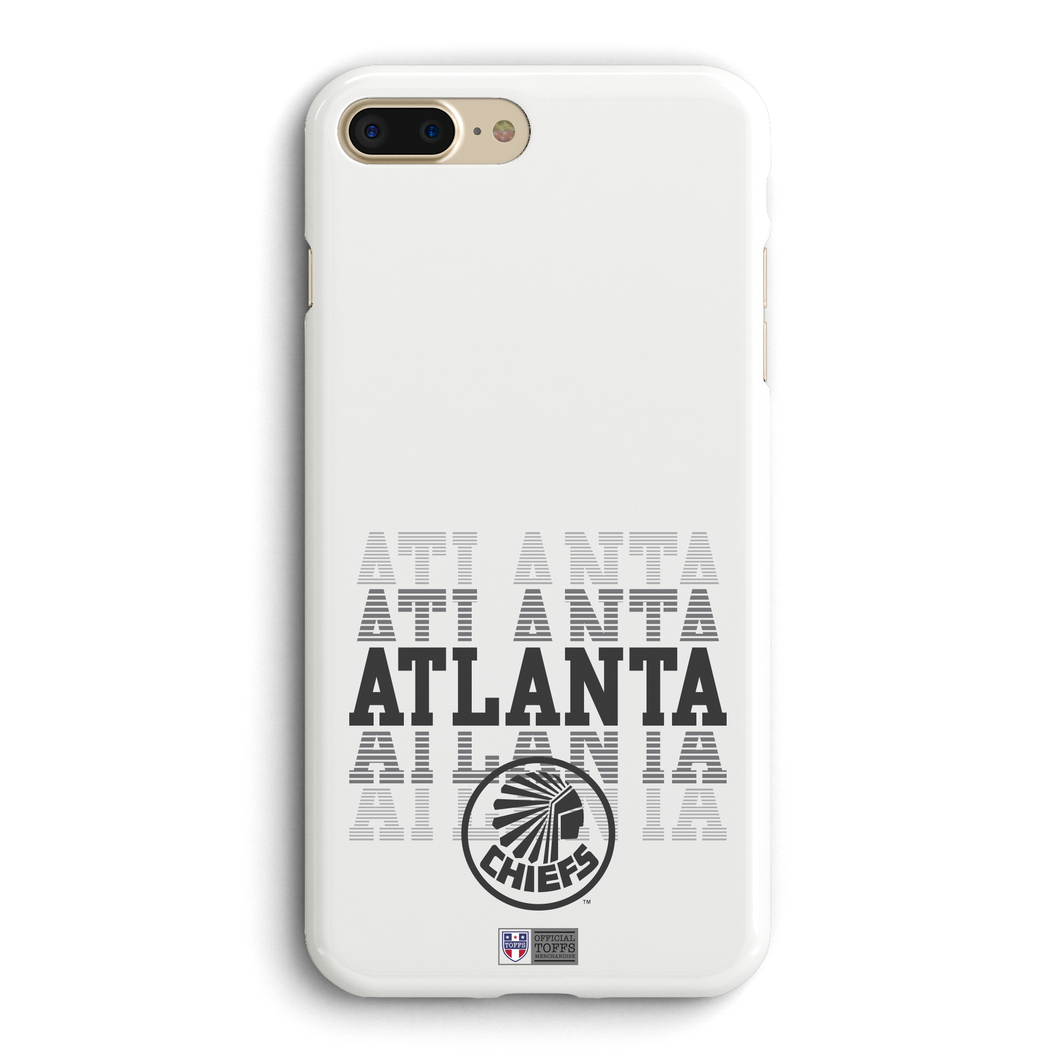 Atlanta Chiefs Lifestyle Phone Case-CASES-The Terrace Store
