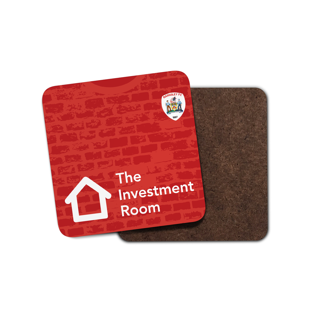 Barnsley 19-20 Home Coaster