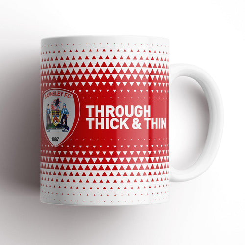 Barnsley Thick and Thin Mug-Mugs-The Terrace Store