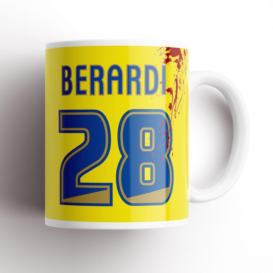 Berardi Inspired Leeds Kit Mug-Mugs-The Terrace Store