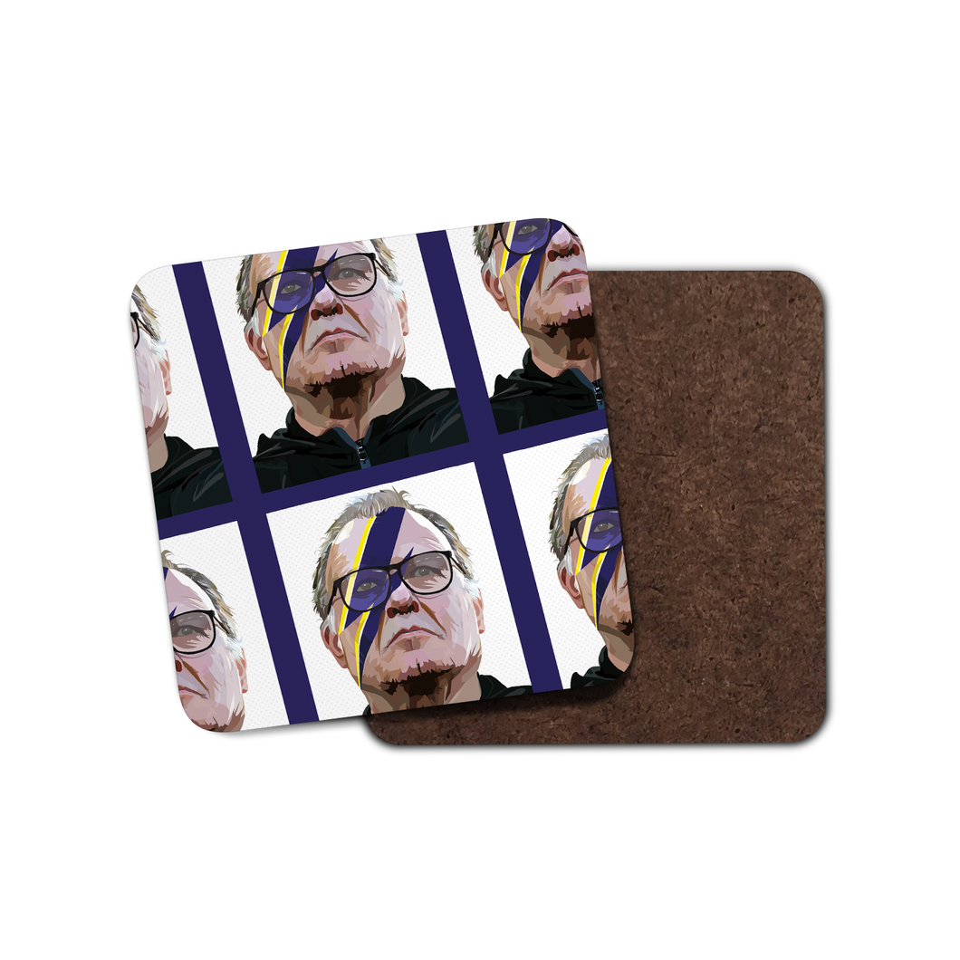 Grady Draws Bielsa Starman Coaster-Coaster-The Terrace Store