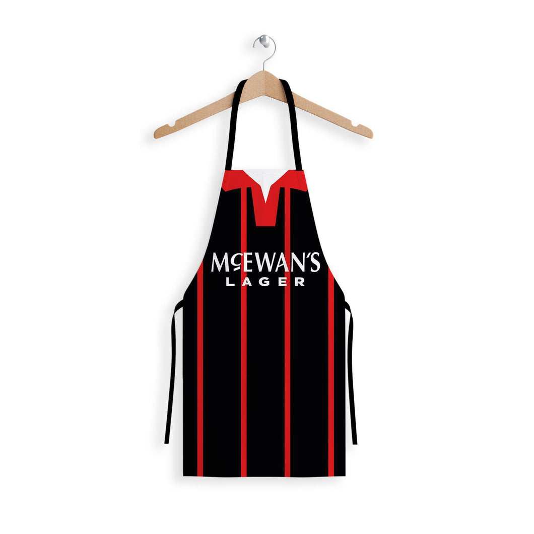 Blackburn Rovers 1994 Away Apron-Aprons-The Terrace Store