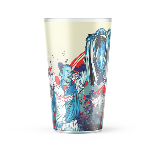 Blackburn Champions Re-Usable Pint Cup