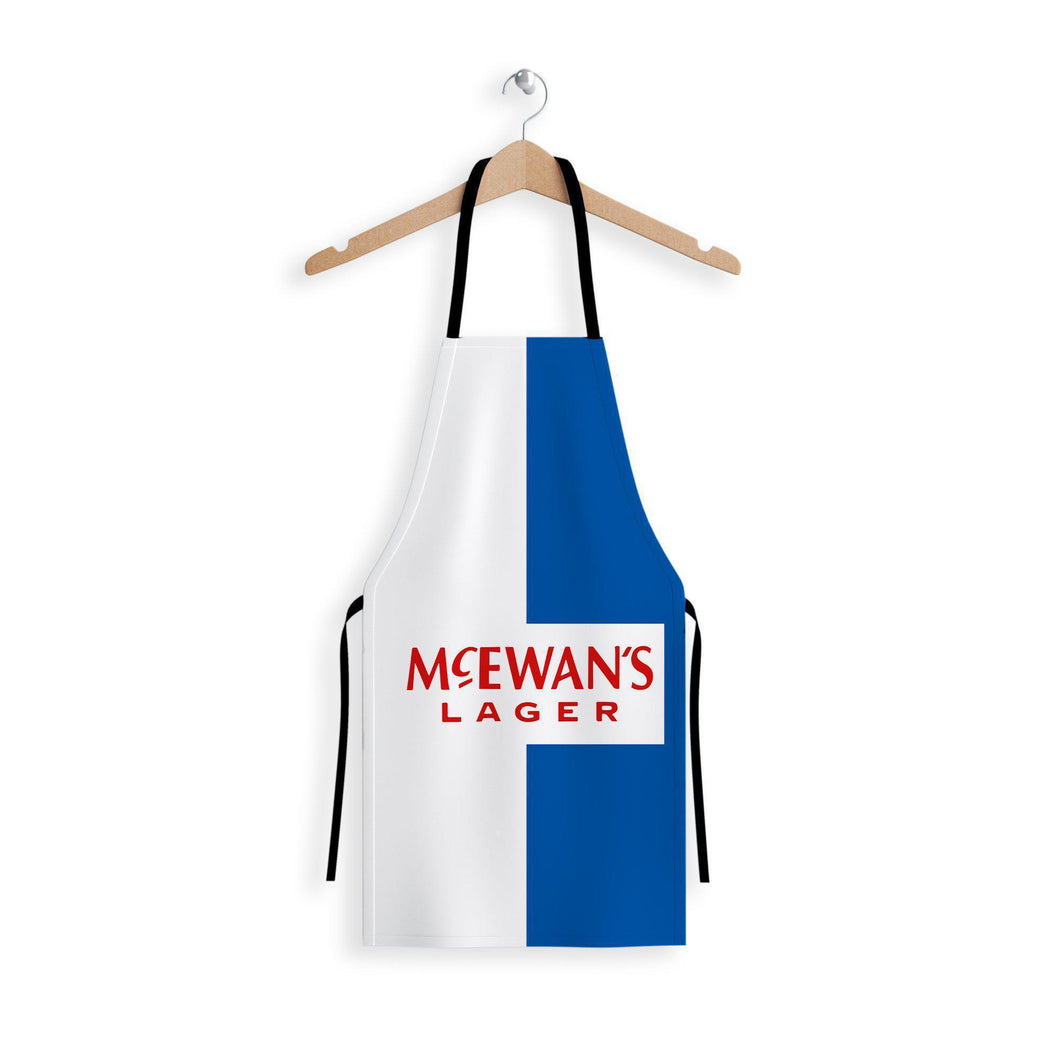 Blackburn Rovers 1994 Home Apron-Aprons-The Terrace Store