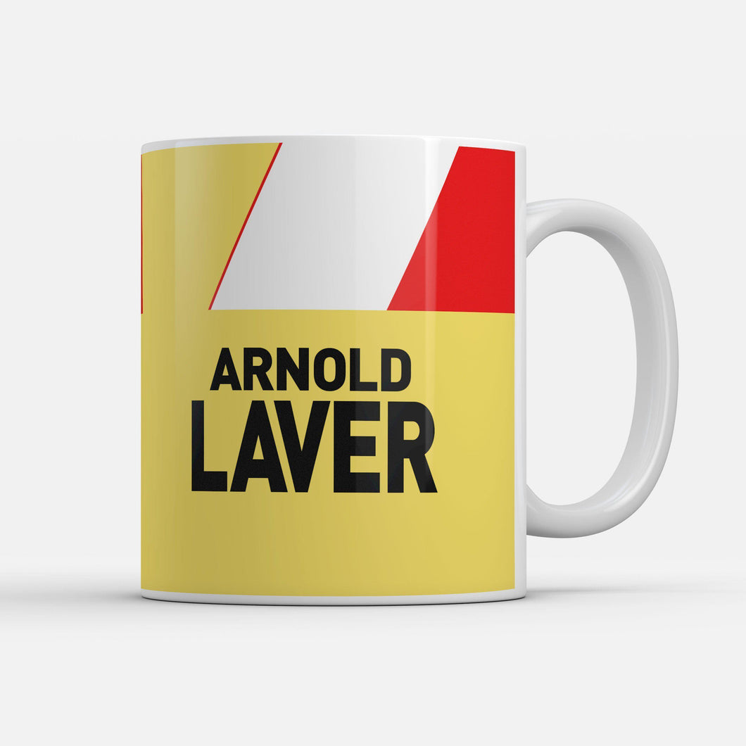 Blades '86 Away Kit Inspired Mug-Mugs-The Terrace Store