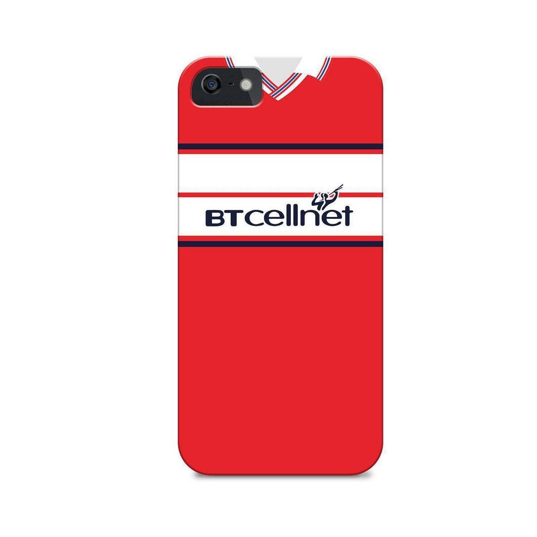 Boro 2001 Phone case-CASES-The Terrace Store