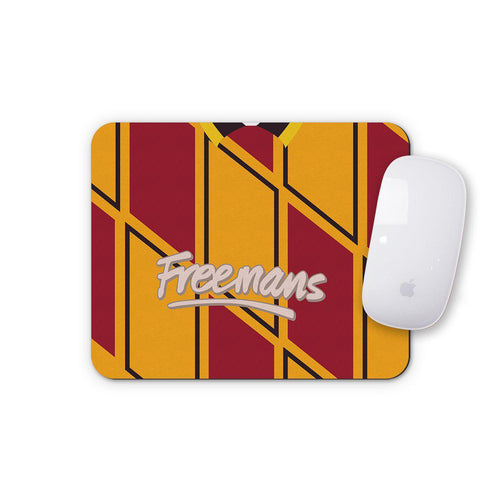 Bradford City 1991 Mouse Mat-Mouse mat-The Terrace Store