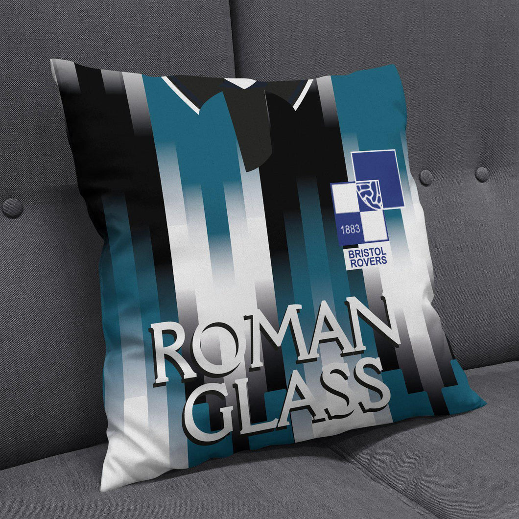 Bristol Rovers 1994 Away Cushion-Cushions-The Terrace Store