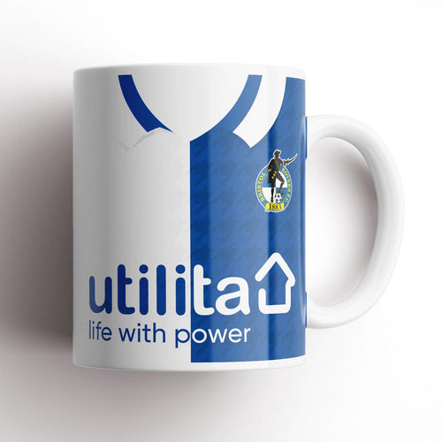 Bristol Rovers 20-21 Home Kit Mug
