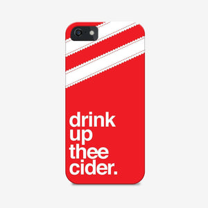 Bristol Thee Cider Phone Case-CASES-The Terrace Store
