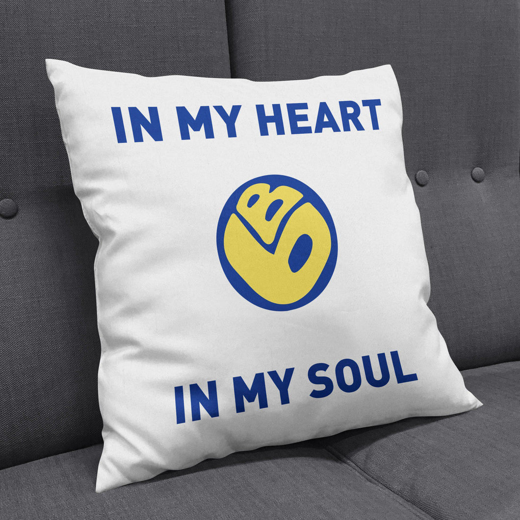 Leeds Burley Banksy Soul Cushion-Cushions-The Terrace Store