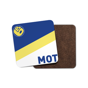 Burley Banksy MOT Coaster-Coaster-The Terrace Store