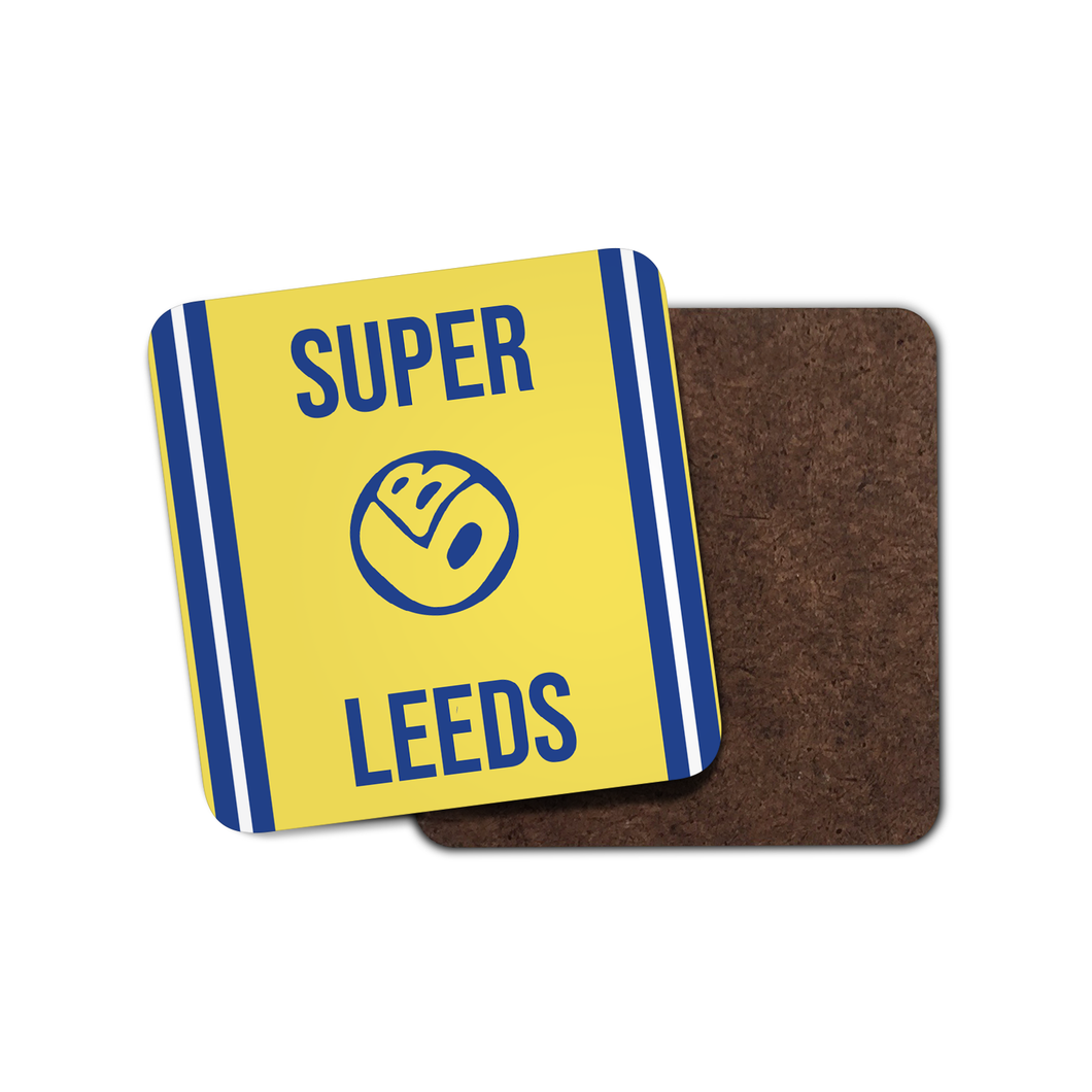 Burley Banksy Super Leeds Coaster-Coaster-The Terrace Store