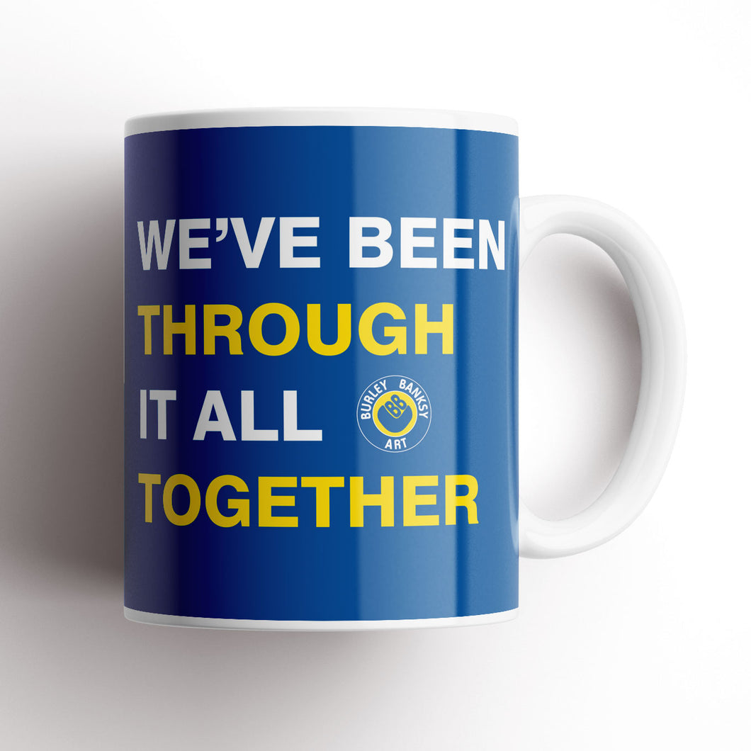 Burley Banksy Together Mug