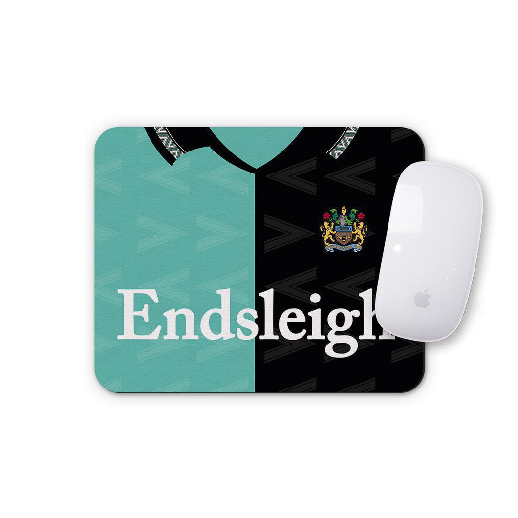 Burnley 1994 Away Mouse Mat-Mouse mat-The Terrace Store