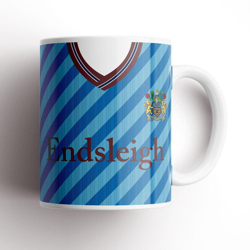 Official Burnley 1989 Away Mug-Mugs-The Terrace Store