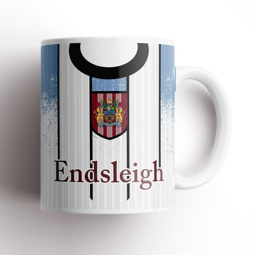 Official Burnley 1998 Away Mug-Mugs-The Terrace Store
