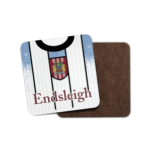 Burnley 1998 Away Coaster-Coaster-The Terrace Store