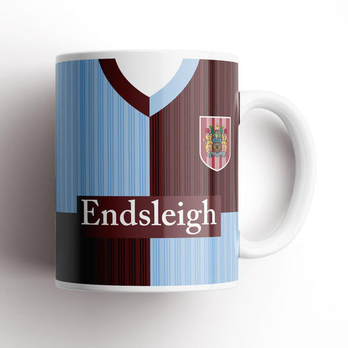 Official Burnley 1998 Home Mug-Mugs-The Terrace Store