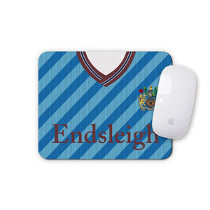 Burnley 1989 Away Mouse Mat-Mouse mat-The Terrace Store