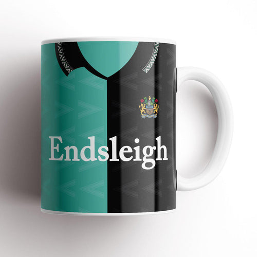 Official Burnley 1994 Away Mug-Mugs-The Terrace Store
