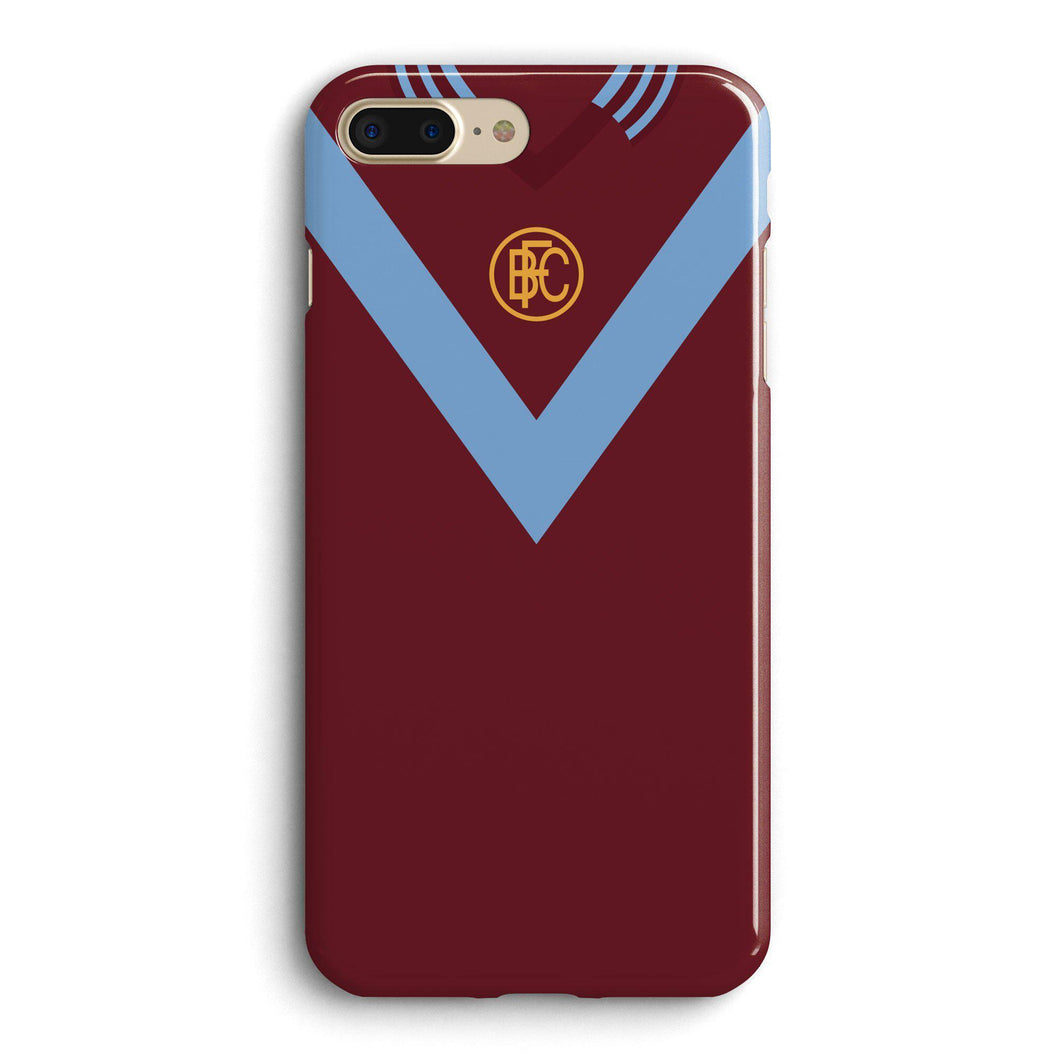 Official Burnley Chevron Kit Phone Case-Case-The Terrace Store