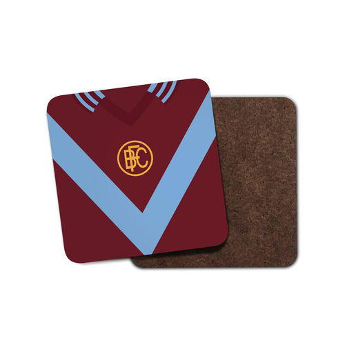 Burnley Chevron Coaster-Coaster-The Terrace Store