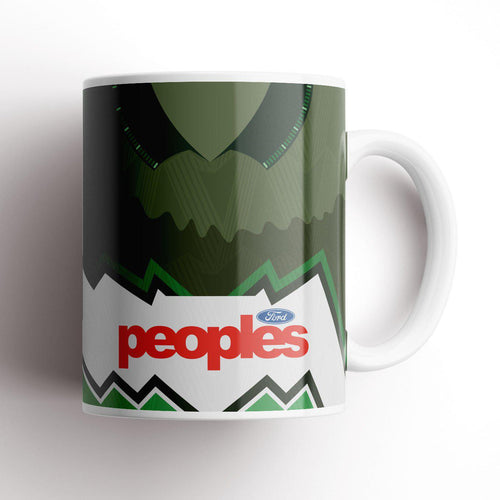 Celtic 2002 Away Kit Mug