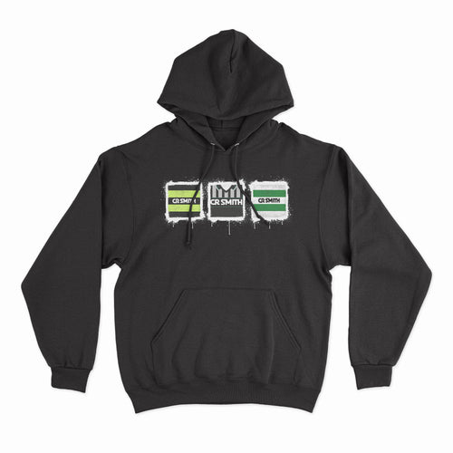 Celtic Kit Culture Black Hoodie-Hoodie-The Terrace Store