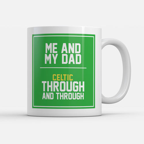 Celtic Fathers Day Mug-Mugs-The Terrace Store