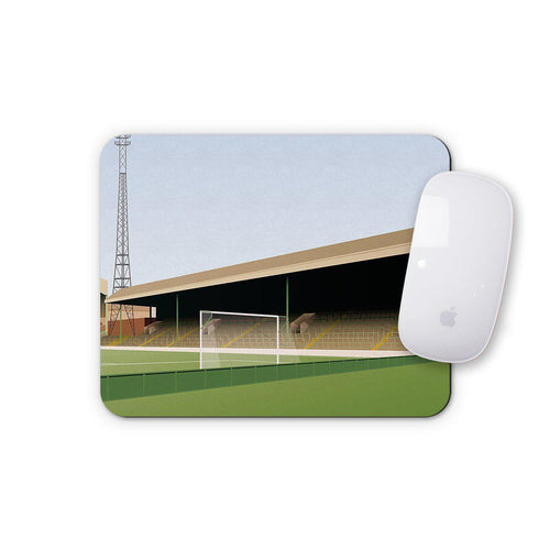 Celtic park Illustrated Mouse Mat-Mouse mat-The Terrace Store