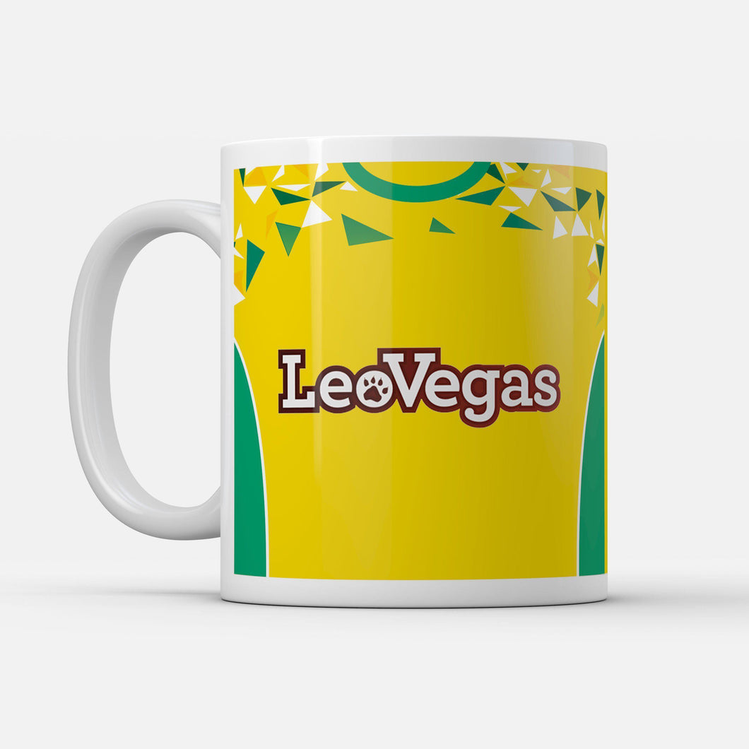 Norwich City '19 Champions Kit Mug