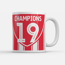 Load image into Gallery viewer, Lincoln '19 Champions Kit Mug