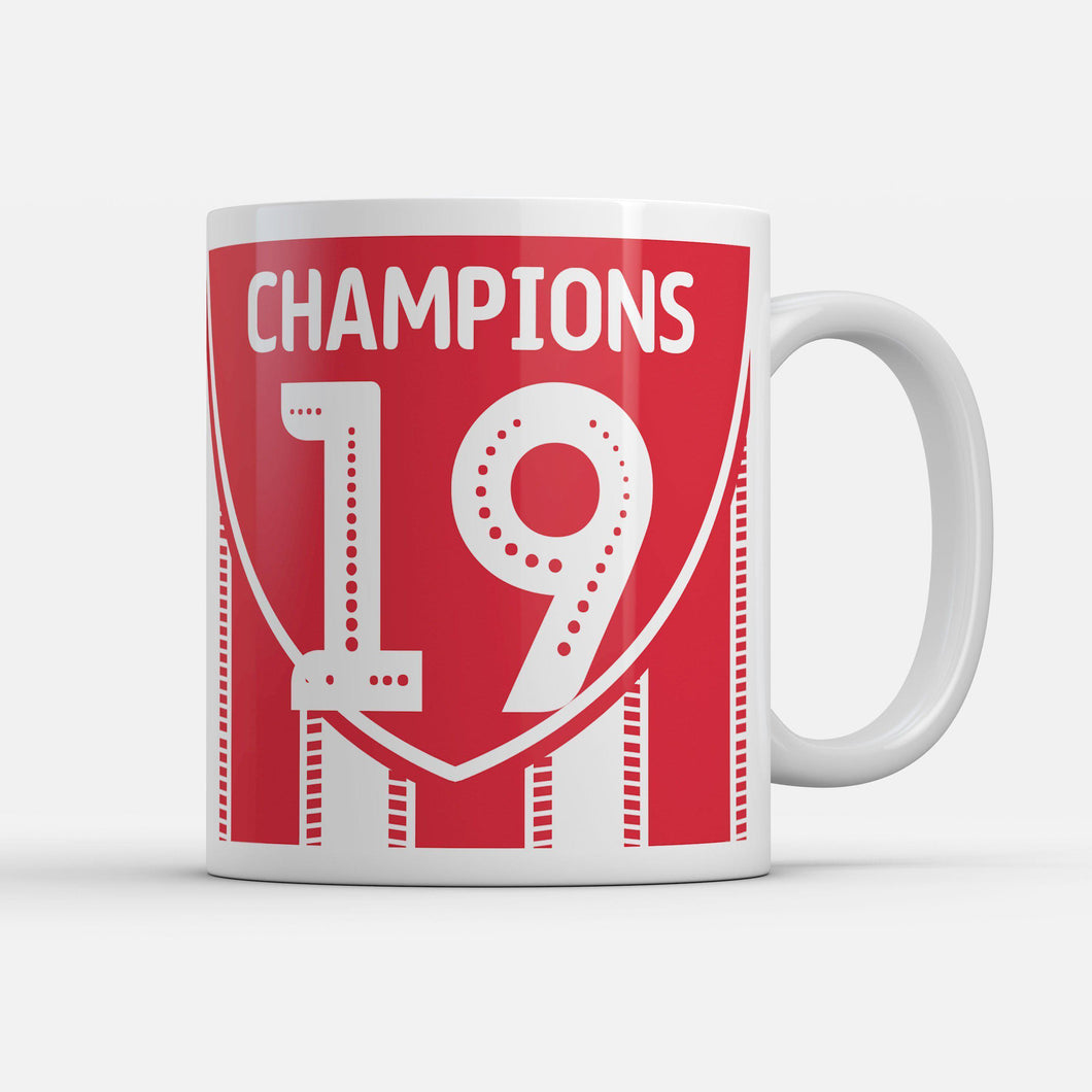 Lincoln '19 Champions Kit Mug-Mugs-The Terrace Store