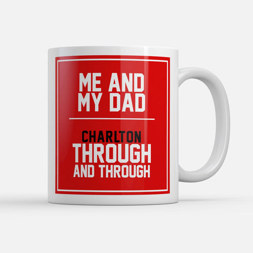 Charlton Fathers Day Mug-Mugs-The Terrace Store