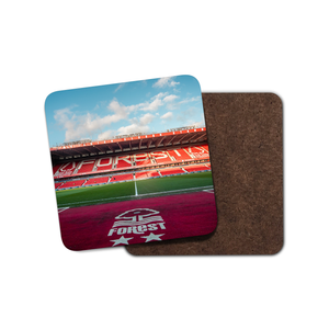 Nottingham Forest Pitch Coaster-Coaster-The Terrace Store