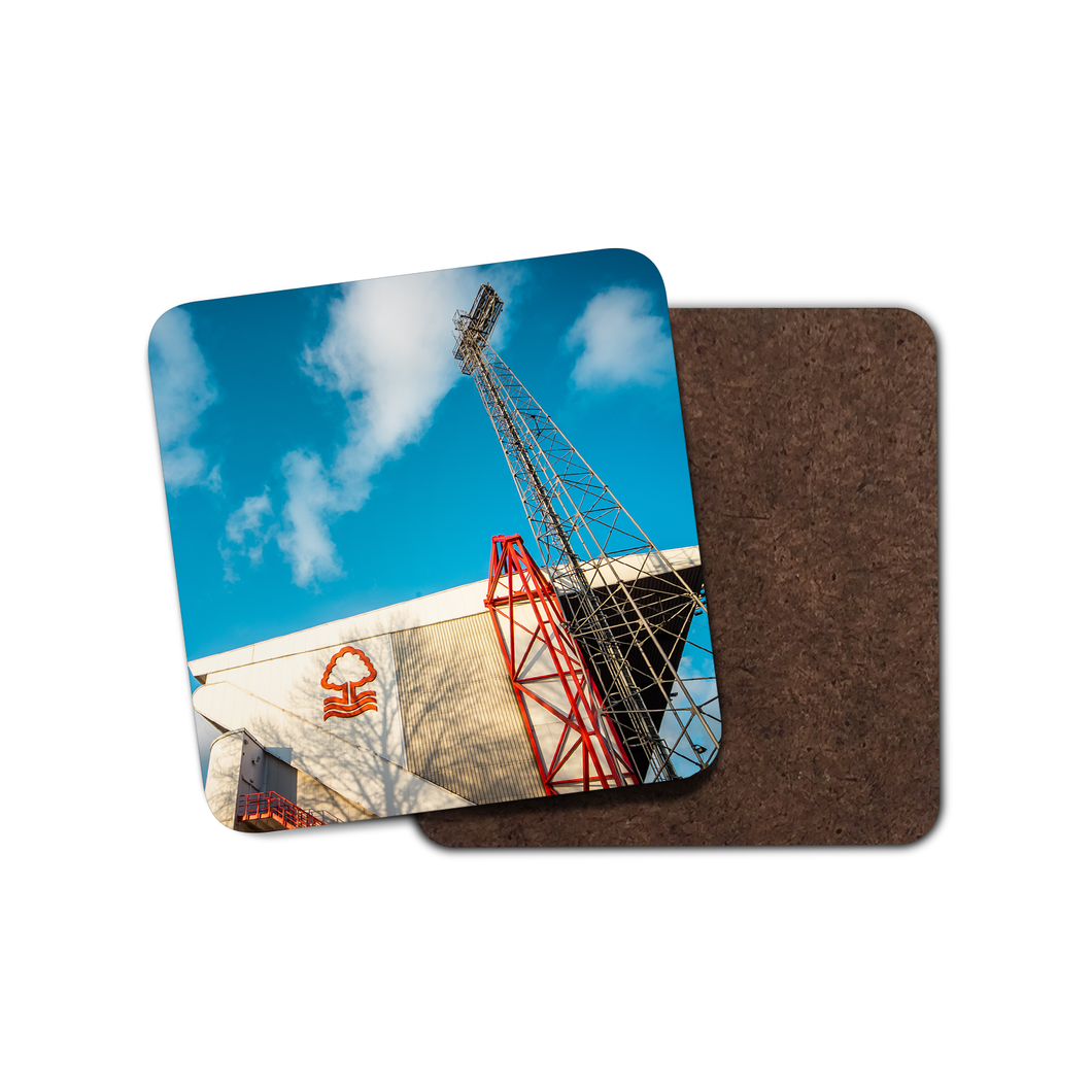 Nottingham Forest Stadium Coaster-Coaster-The Terrace Store