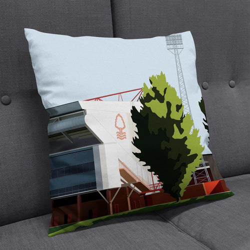 City Ground Cushion