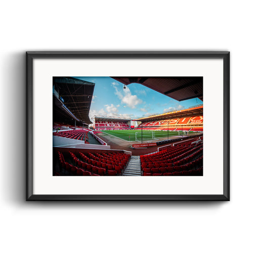 Official Nottingham Forest Interior Print