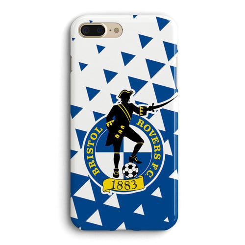 Bristol Rovers Badge Phone Case-CASES-The Terrace Store