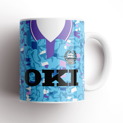 Clyde FC 1995 Away Kit Mug