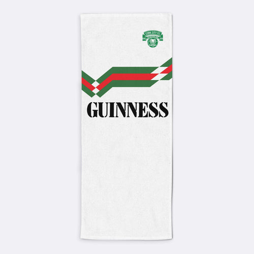 Official Cork City 1989 Home Beach Towel-Towels-The Terrace Store