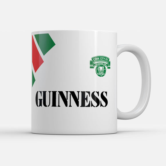 Cork City 1991 Home Retro Inspired Mug