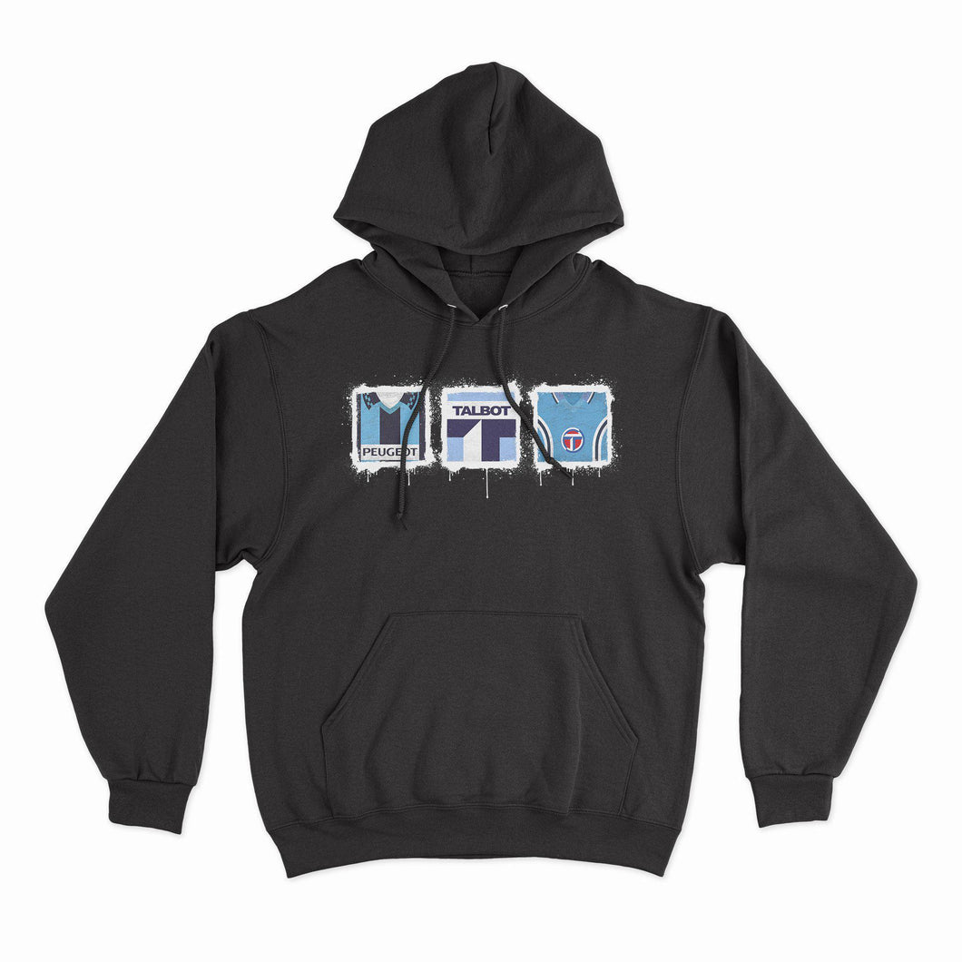 Coventry City Kit Culture Black Hoodie-Hoodie-The Terrace Store